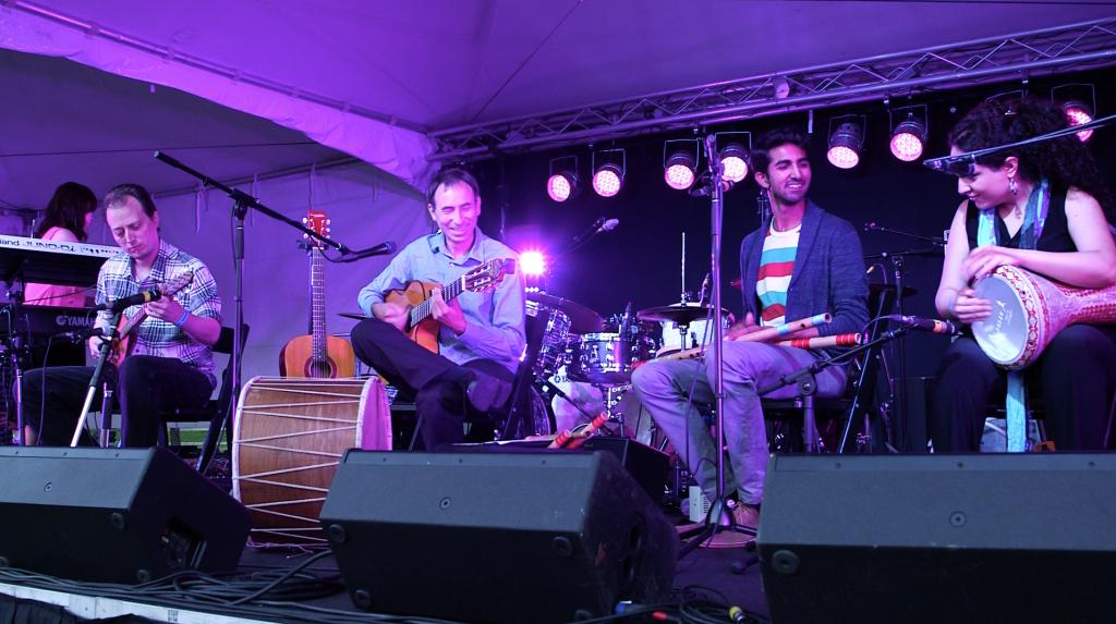 GSP @ Kingsville Folk Fest 2014