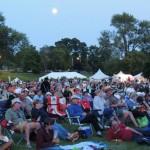 workshop-GreenSkyProject-crowd-in-Kingsville-Folk-Festival